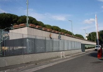 Roma, Italy, 2003 (220 parking spaces)