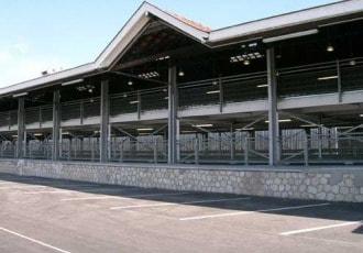 Bordeaux, France, 2009 (433 parking spaces)