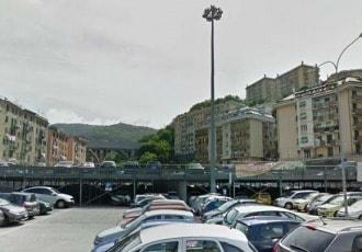 Genova, Italy, 1999 (424 parking spaces)