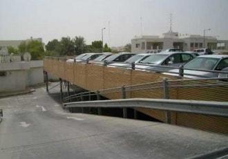 Doha, Qatar, 2008 (147 parking spaces)