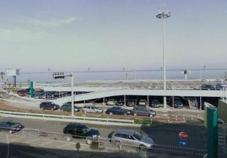 Palermo, Italy, 2002 (495 parking spaces)
