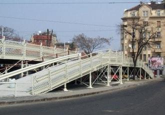 Belgrade, Italy, 2003 (95 parking spaces)