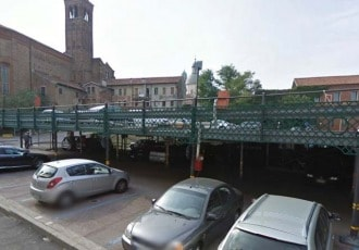 Vicenza, Italy, 2000 (204 parking spaces)