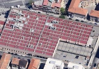 Reggio Calabria, Italy, 2000 (240 parking spaces)