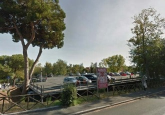 Siena, Italy, 1995 (530 parking spaces)