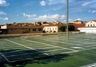 Pisa, Italy, 1997 (294 parking spaces)