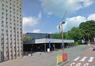 Charleroi, Belgium, 2003 (163 parking spaces)