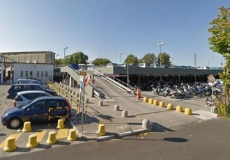 Monfalcone (GO), Italy, 2003 (605 parking spaces)
