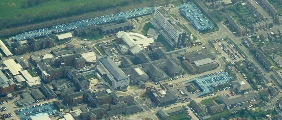Maternity Car Park, Stepping Hill Hospital