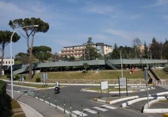 Roma, Italy, 2004 (636 parking spaces)