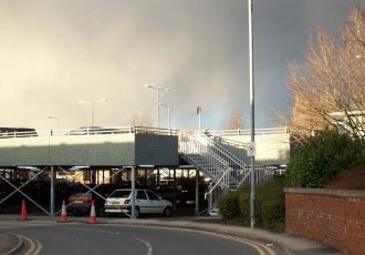 Stockport, UK, 2004 (194 parking spaces)