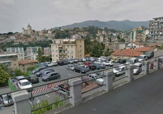 San Remo, Italy, 2000 (130 parking spaces)