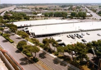 Roma, Italy, 1990 (2900 parking spaces)