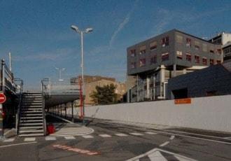 Valenciennes, France, 2007 (257 parking spaces)